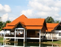 ASIANA orange colour -Kuala Terengganu