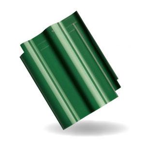 Asiana M Glazed Dark Green