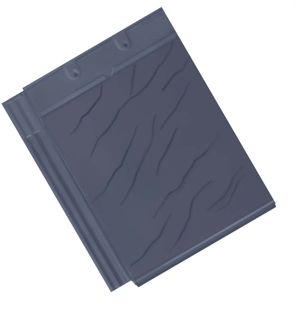 Stone Flat Grey Butterfly Ceramic Roof Tiles Manufacturer And
